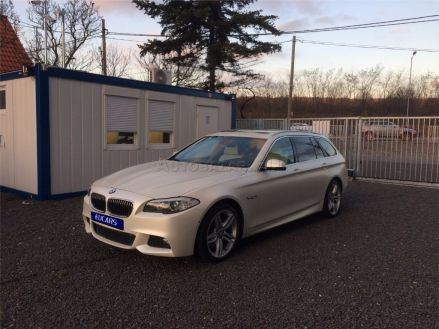 BMW RAD 5 TOURING 530D